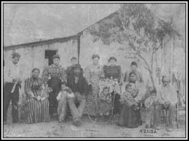 Picture of some original occupants of Azusa
